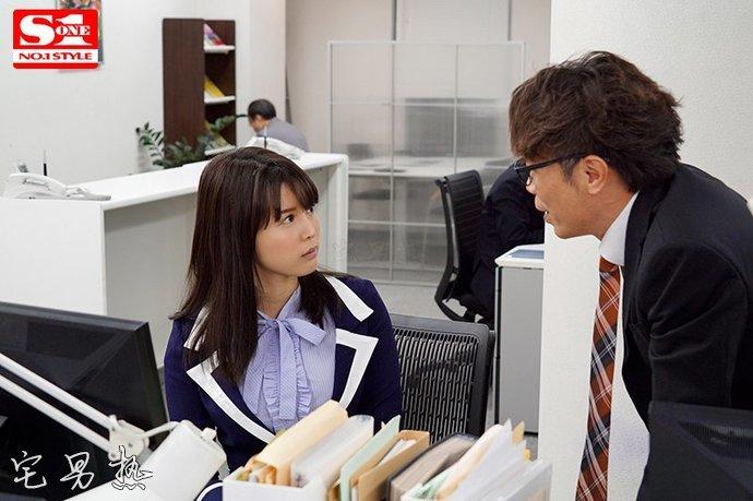 SSNI-454葵司:丝滑美妞与男上司的禁断之恋