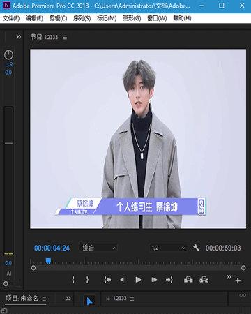 Premiere Pro CC 2019 中文破解版(附破解补丁)