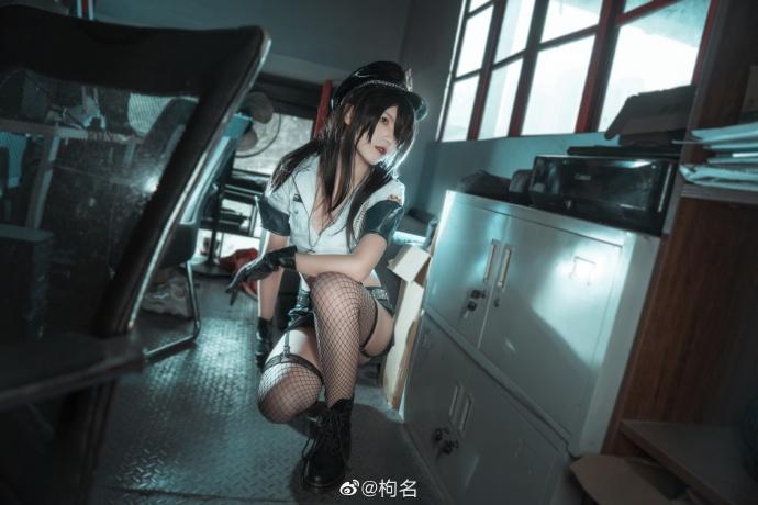 今日妹子图 20200508 二次元cosplay妹子 @枸名 liuliushe.net六六社 第20张