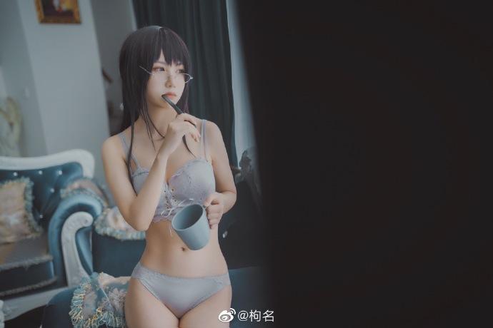 今日妹子图 20200508 二次元cosplay妹子 @枸名 liuliushe.net六六社 第6张