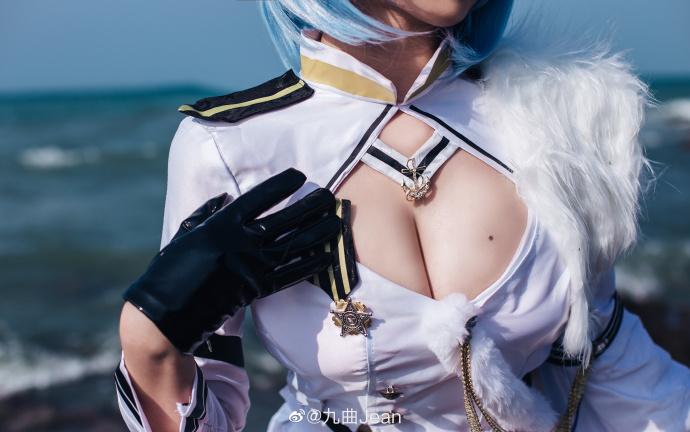 今日妹子图 20200525 二次元cosplay @九曲Jean liuliushe.net六六社 第14张