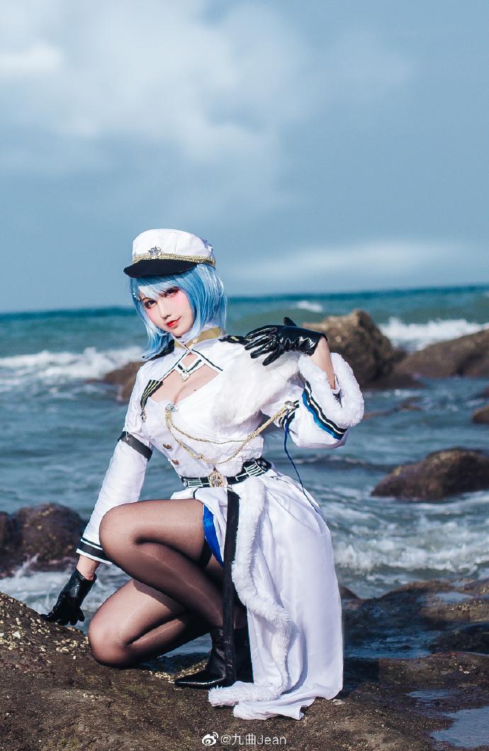 今日妹子图 20200525 二次元cosplay @九曲Jean liuliushe.net六六社 第15张