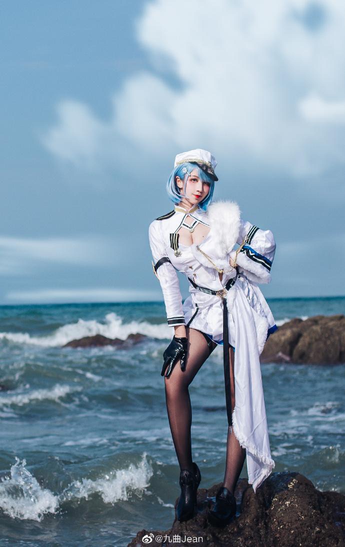 今日妹子图 20200525 二次元cosplay @九曲Jean liuliushe.net六六社 第11张
