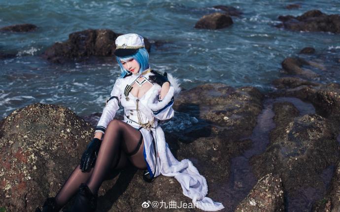 今日妹子图 20200525 二次元cosplay @九曲Jean liuliushe.net六六社 第16张