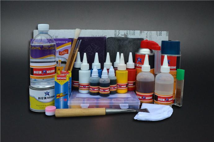 【工具材料】纯进口家具美容修复工具材料套装-家具美容网