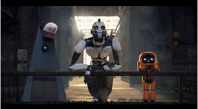 豆瓣评分9.4的《爱,死亡和机器人》科幻短片影视剧集 liuliushe.net六六社 第1张