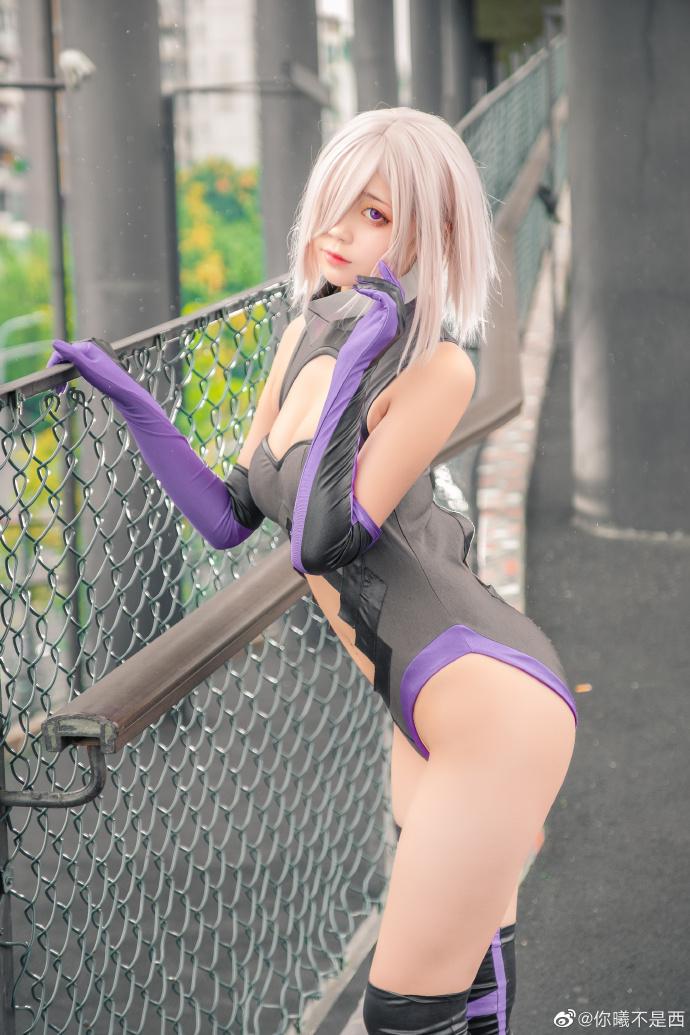 今日妹子图 20200419 cosplay**图片 @你曦不是西 liuliushe.net六六社 第5张