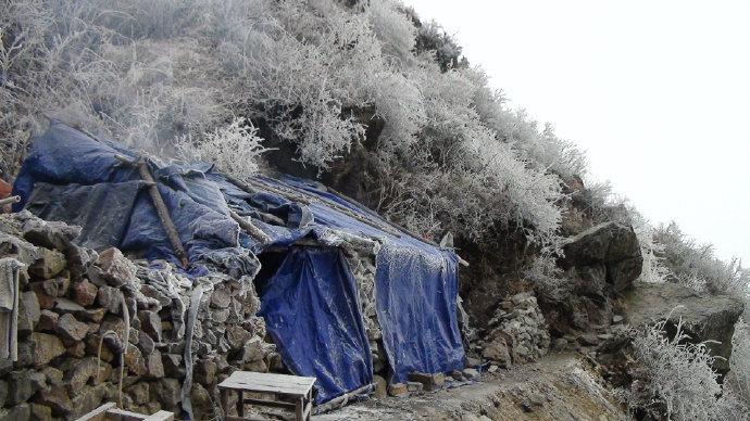 图片[2]-中国社会纪录片《矿民、马夫、尘肺病》-福利巴士