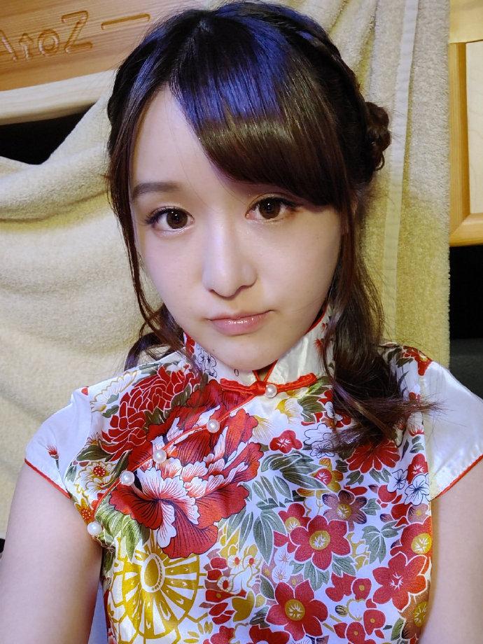 专访一战成名的日本华侨女演员陈美惠
