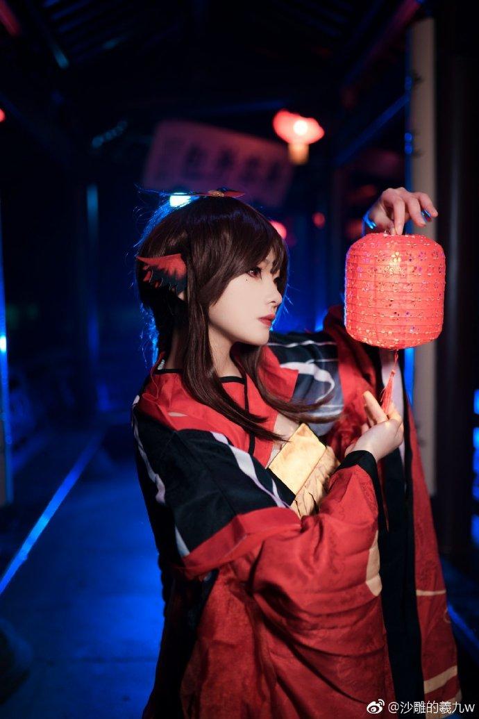 【cos正片】乐正绫赤鸠cosplay欣赏 cosplay-第4张