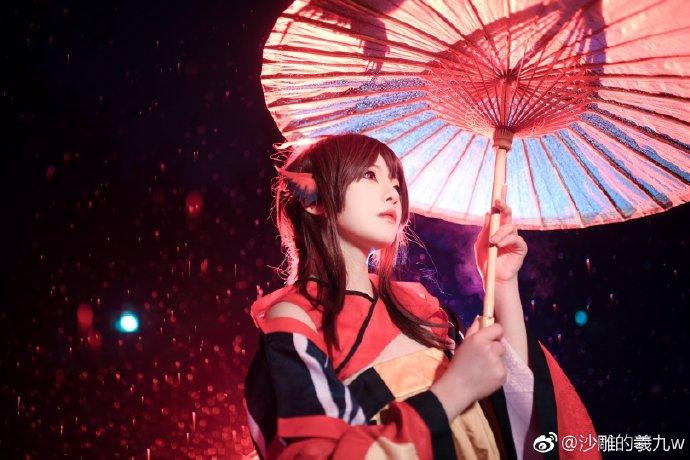 【cos正片】乐正绫赤鸠cosplay欣赏 cosplay-第8张