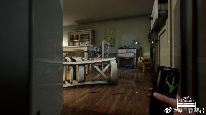 Steam神秘新作《绿帽模拟器》本月上架
