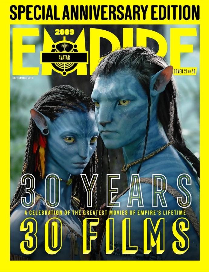 一年一部神作!帝国杂志严选推荐的30部经典影片