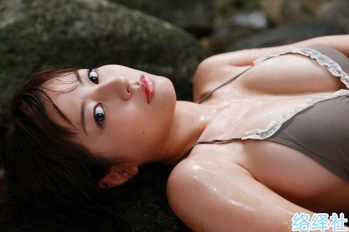 最妩媚的日本写真女星杉本有美经典写真集