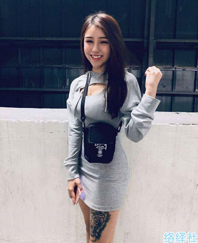 甜美可爱的马来西亚软妹子蔡芷芊拥有着傲人上围