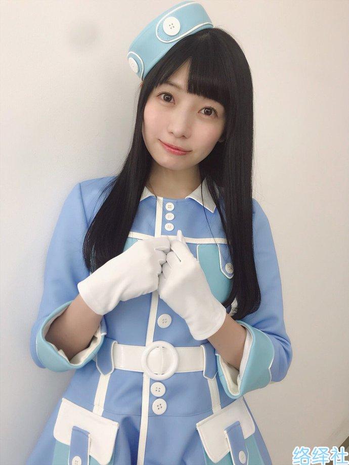日本抖音女神西村步乃果X石川夏海合体拍摄写真