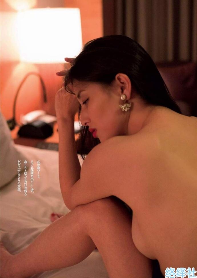 日本写真美女桥本爱实诱人写真集作品分享