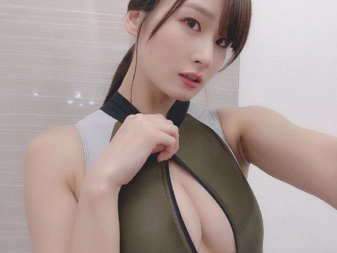 超美人间胸器,日本新晋写真美女清濑汐希作品集