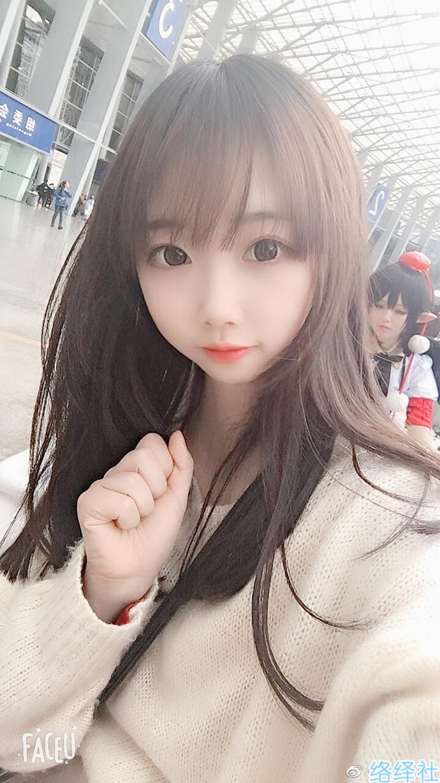 雪琪SAMA激萌登场,微博网红雪琪大魔王COS图片