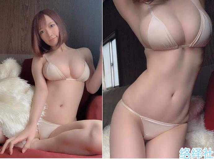 日本童颜巨峰美女清水蓝里推出第二本写真作品集「秘匿」