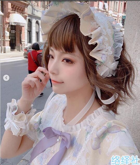 cosplay美女suiseiseki翠翠扮演超萌的人工智障绊爱酱
