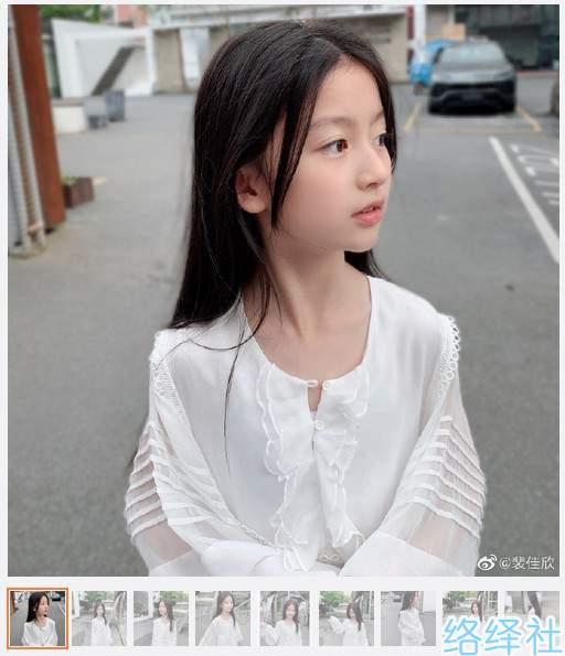 拥有安达祐实、桥本环奈气质的抖音小仙女「裴佳欣」