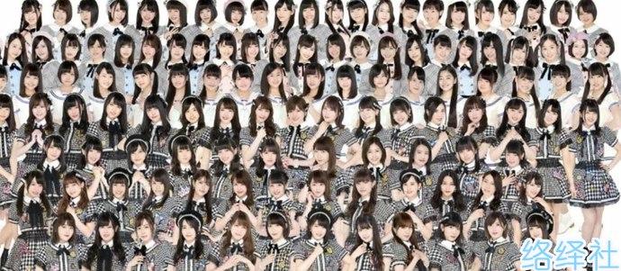 AKB48历代「神七」人气排行榜,前田敦子只排第6名