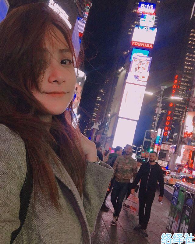福原爱老公江宏杰的姐姐气质出众正式出道了!