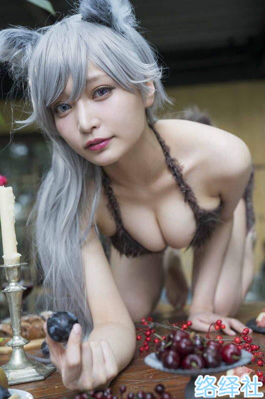 梦幻共演小红帽与睡美人,似鸟沙也加+Enako的成人童话