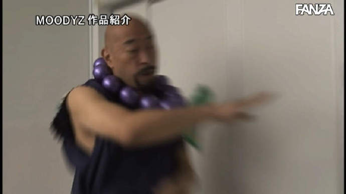 厕所里的花子艾薇版,深田咏美大战退魔师的金刚杵