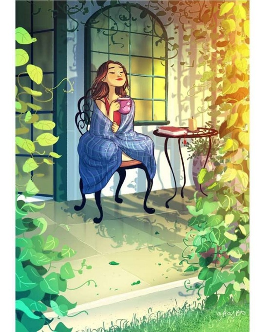 单身女孩的日常生活,一个人也可以过得很幸福!