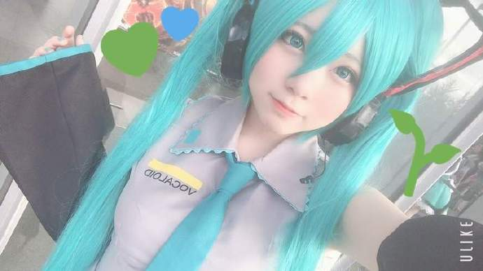 TGS2019东京电玩展的场外cosplay美女让人挪不开眼!