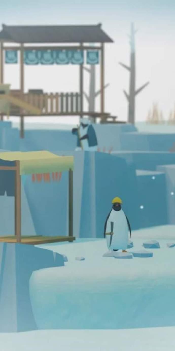 随手点点顺便看企鹅卖萌,这款《企鹅岛》手游很治愈