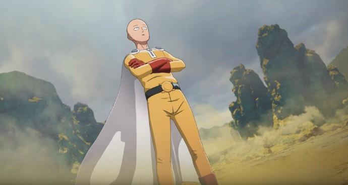 格斗游戏《一拳超人:无名英雄》为埼玉老师打造特殊规则!