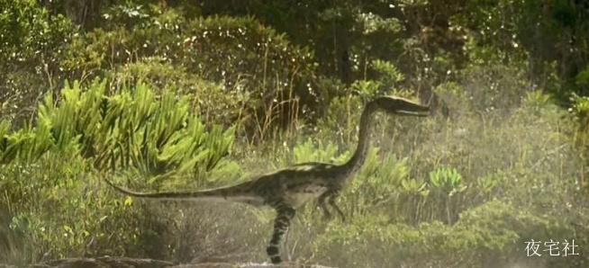 喜欢侏罗纪系列,就不要错过这个片!《与恐龙同行》