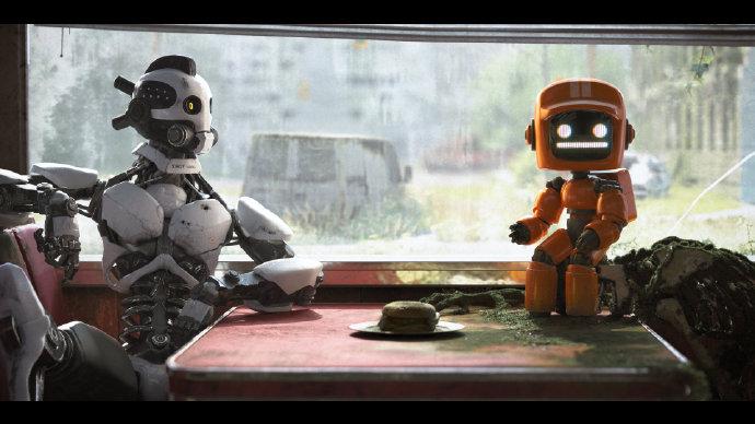 科幻短片影视剧集《爱,死亡和机器人》 福利吧 第1张