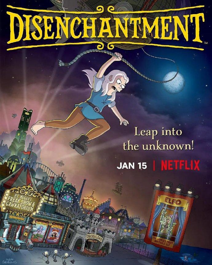 幻灭 第三季 Disenchantment Season 3