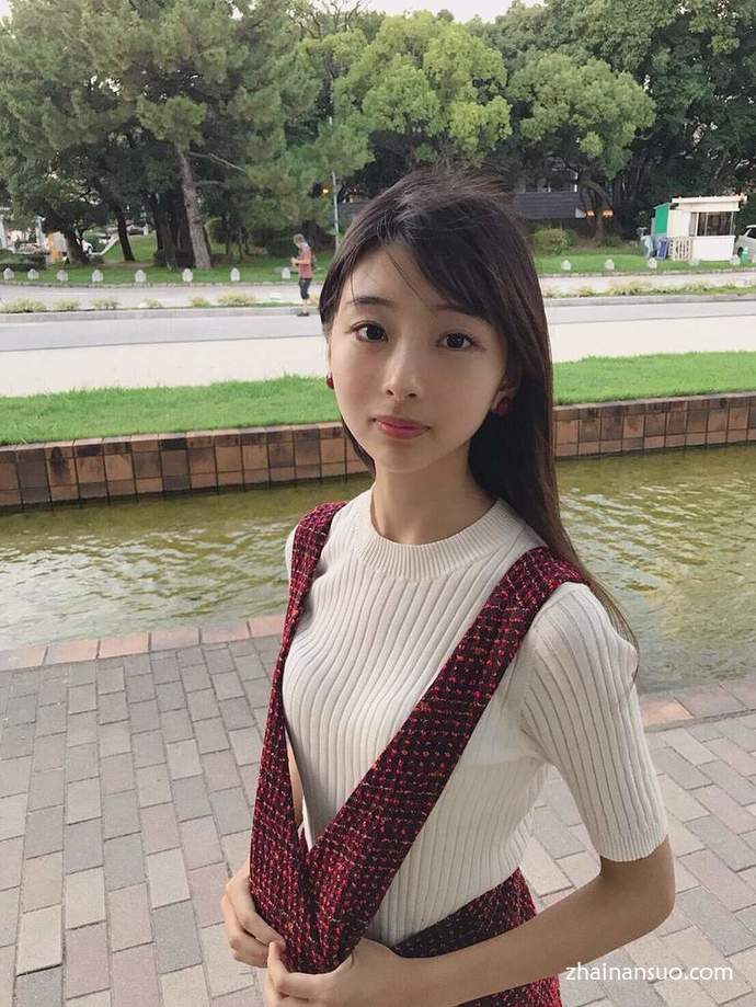 2018校园美女最可爱大一生 日本同志社大学美女永松野野花夺冠-宅男说