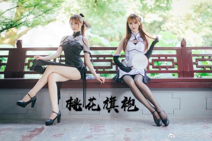 今日妹子图推荐:人美胸大@一只小仙若