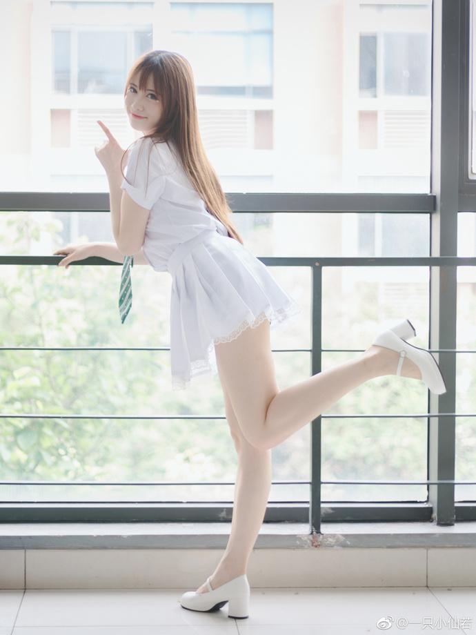 今日妹子图推荐:人美胸大@一只小仙若-宅男说