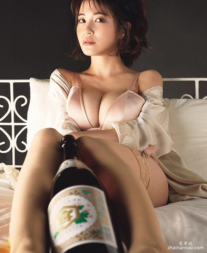 岸明日香公开最新大尺度诱惑写真作品G乳女神又回来了-宅男说