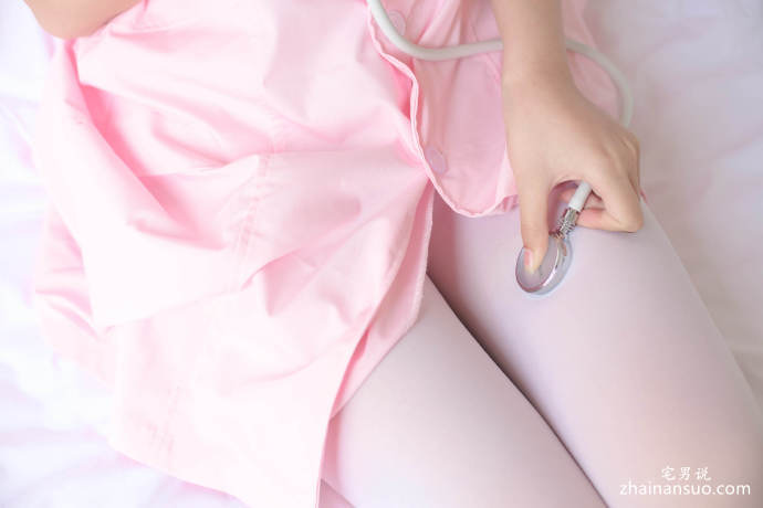 森萝财团写真[X-037]白丝袜粉嫩小护士