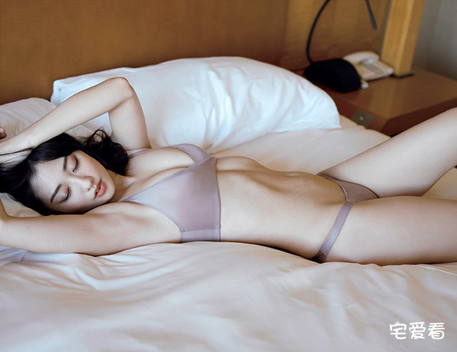 奥山和纱性感写真集,展现日本最美身体让人热血沸腾