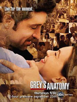 實習醫生格蕾第五季海報劇照