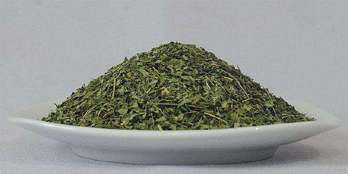自制辣木茶教程:这也太简单了 辣木叶