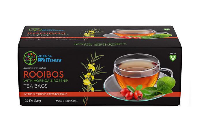 辣木玫瑰花茶正在占领美国——健康不含咖啡因的首选茶饮
