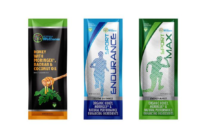 Moringa Wellness——十三种辣木商品示例 辣木企业