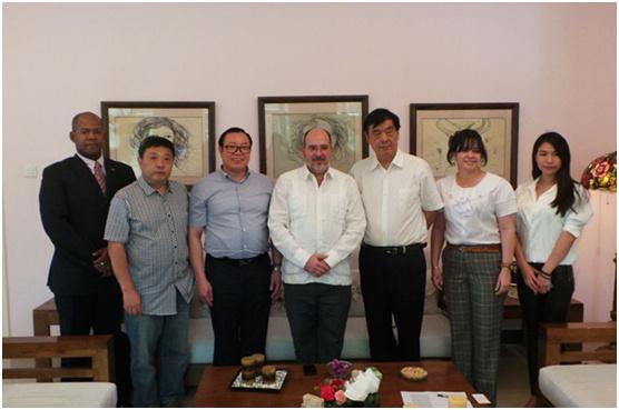 中国辣木产业联盟之国家队「世纪爱心集团」 辣木企业
