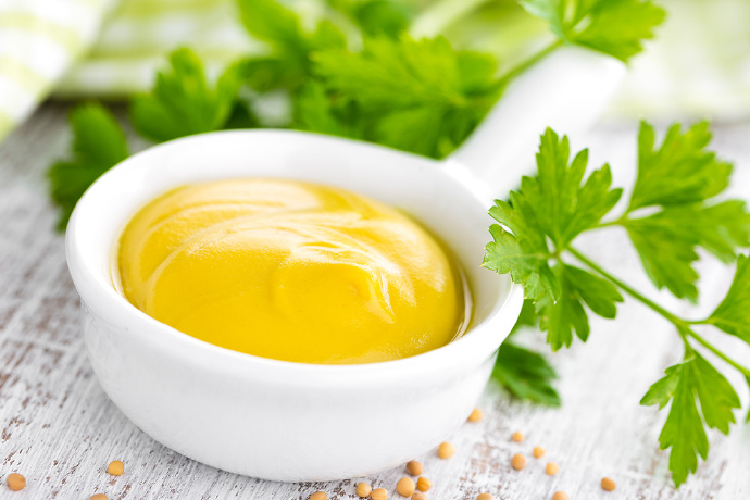 芥菜子本身没有味道,芥末刺鼻的辛辣味从哪里来? 健康百科