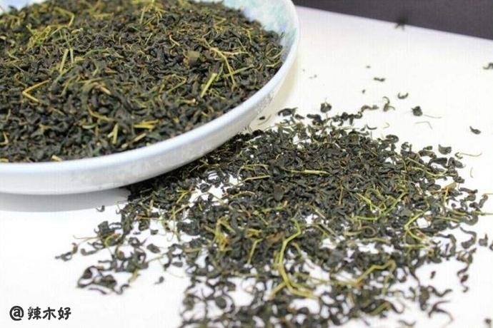 辣木绿茶的三种不同加工工艺